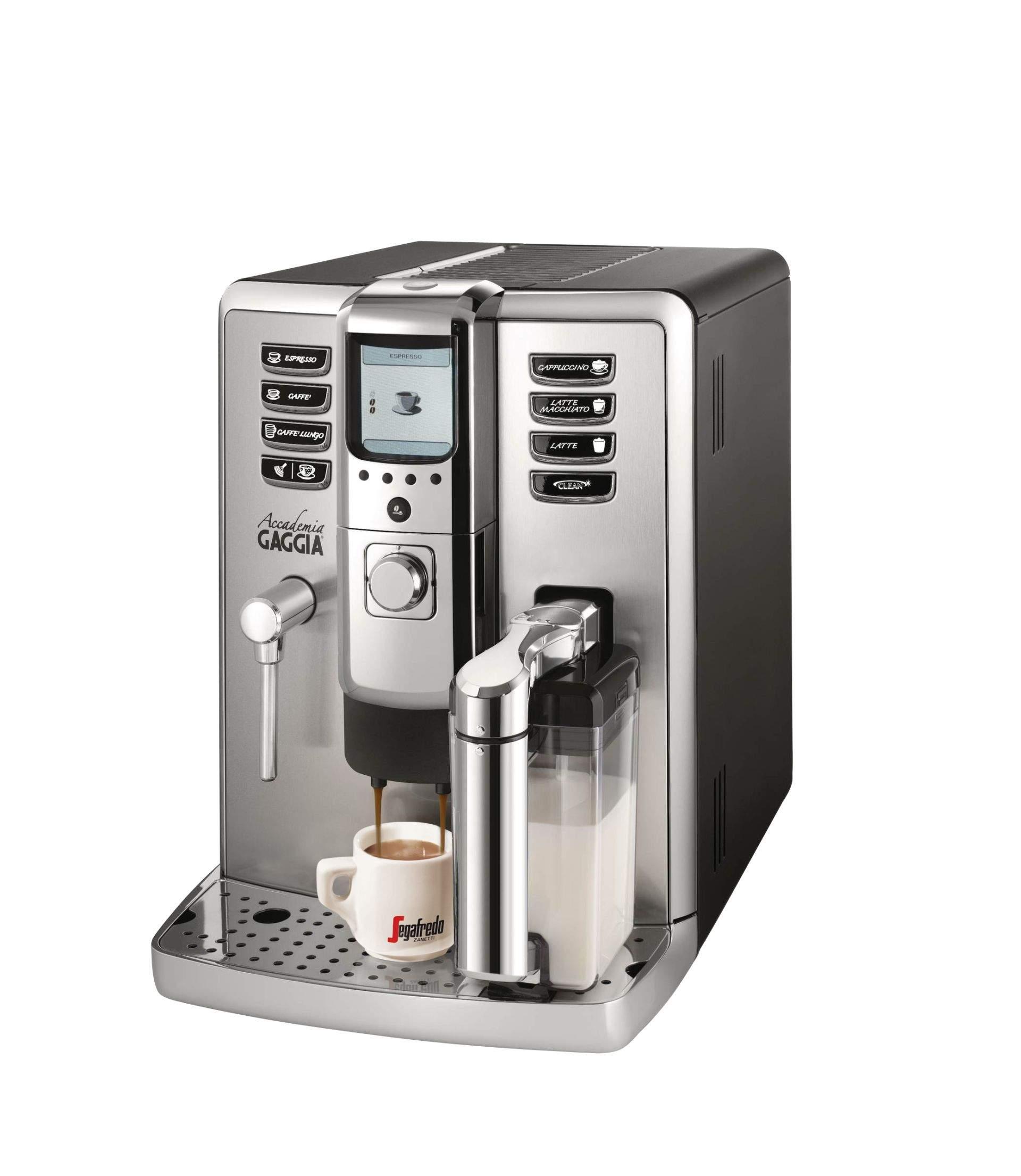 Kawowe ekspresy ciśnieniowe dla firm